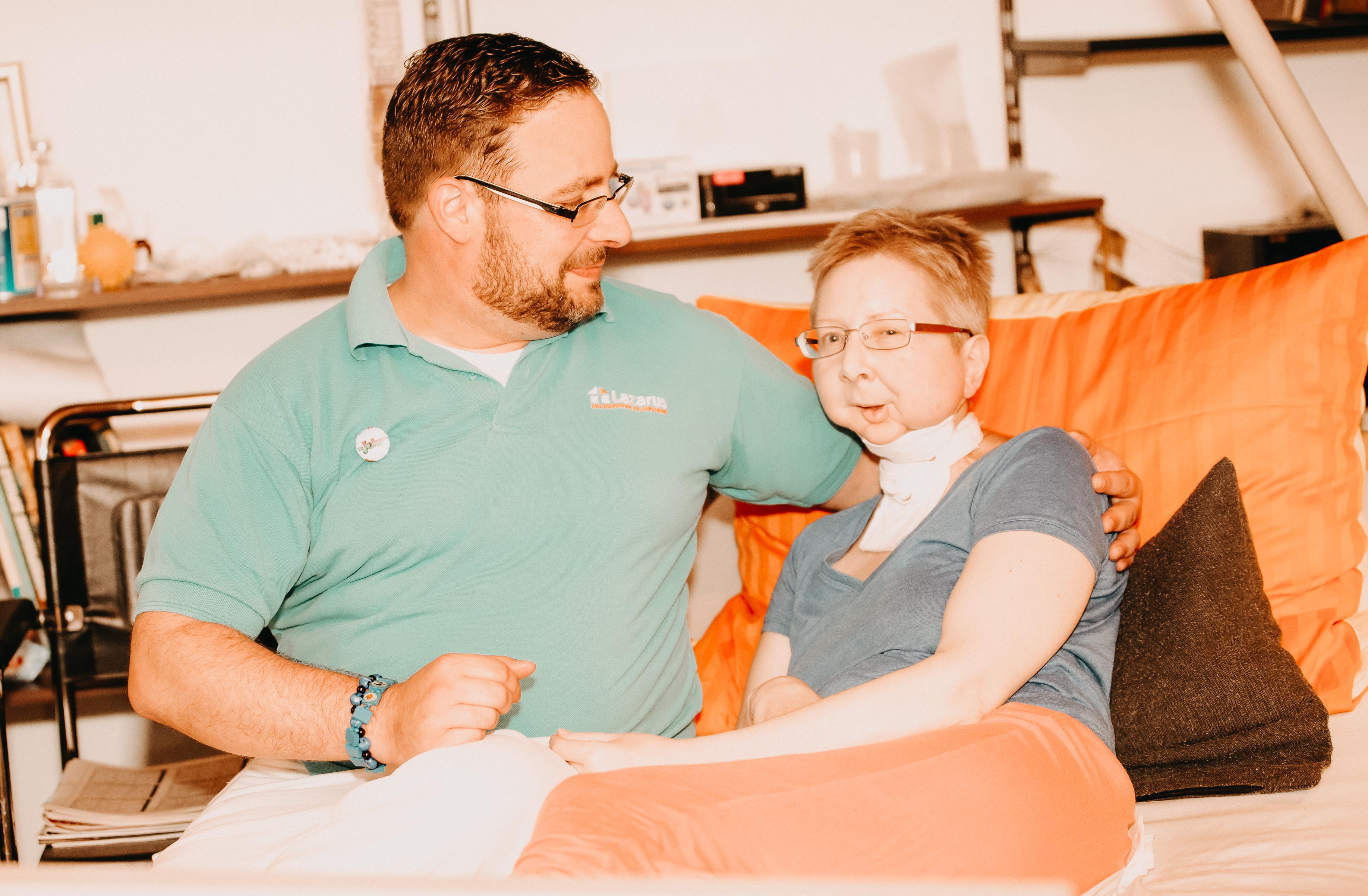 Ambulante Palliativpflege in Kamen