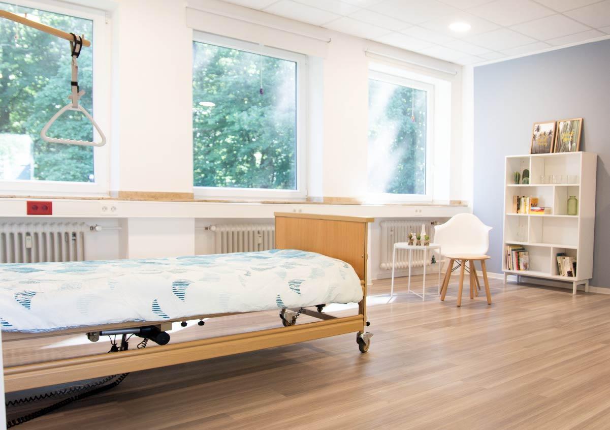 Intensivpflege zu Hause: Die Wohnung vorbereiten