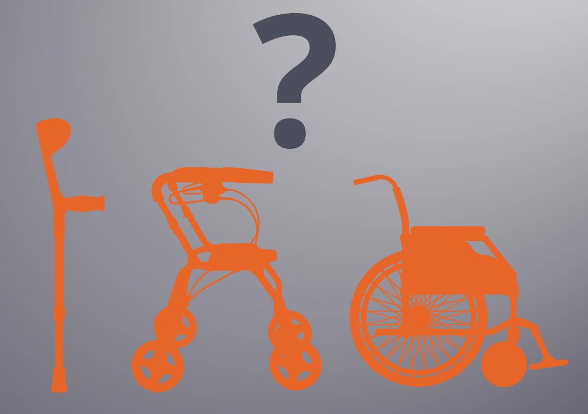 Pflegegrad Modul 1: Kriterium Mobilität