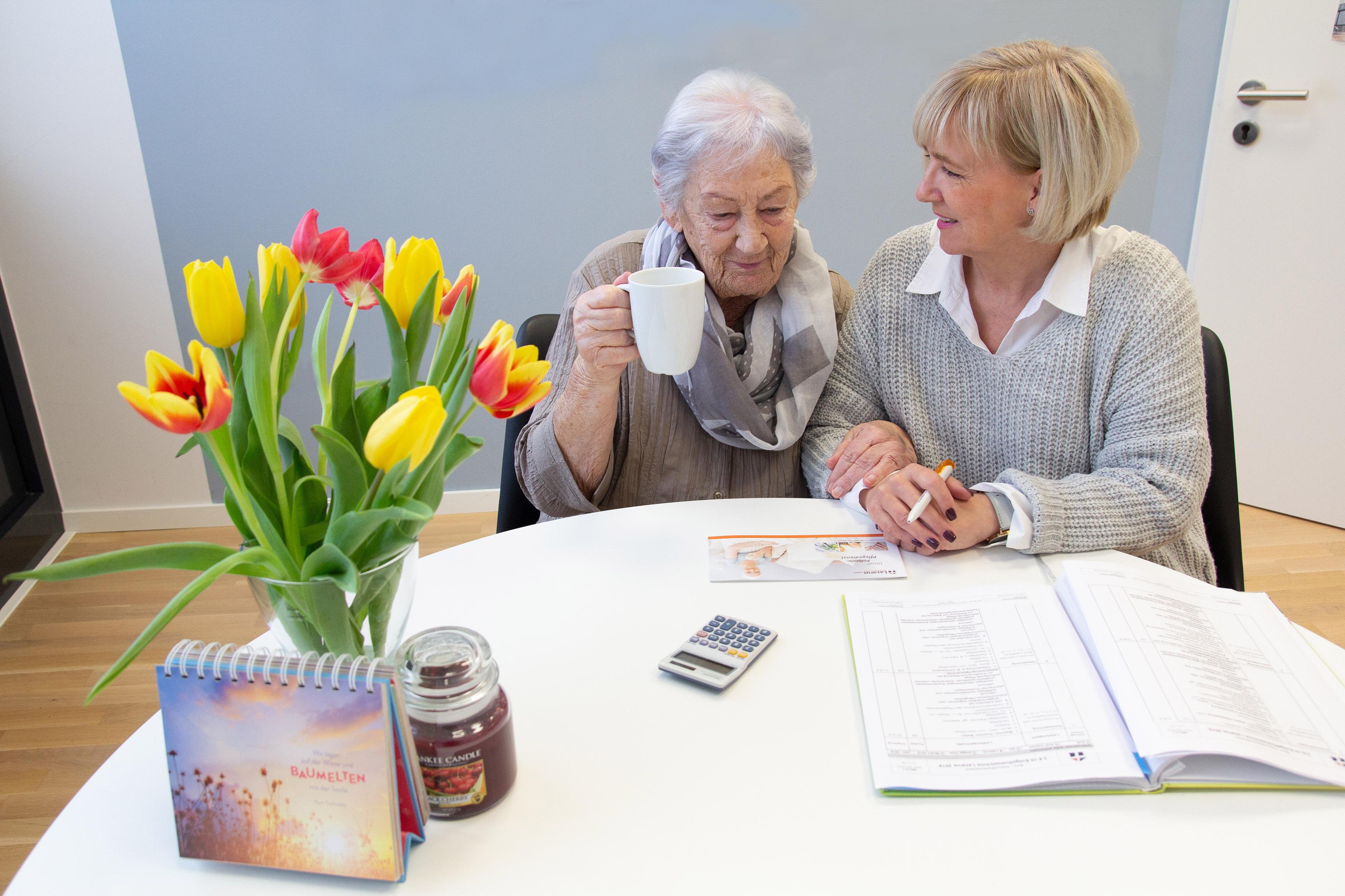 Pflegeplanung schreiben: Professionell oder für die Pflege von Angehörigen